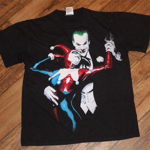 Harley Quinn and the Joker Shirt